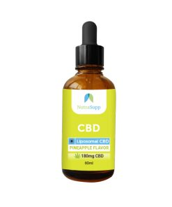 PINEAPPLE FLAVOR CBD 60 ml