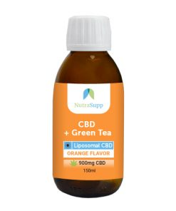 CBD+GreenTea150ml