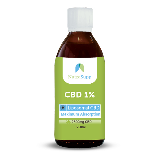 CBD 1%-2500mg