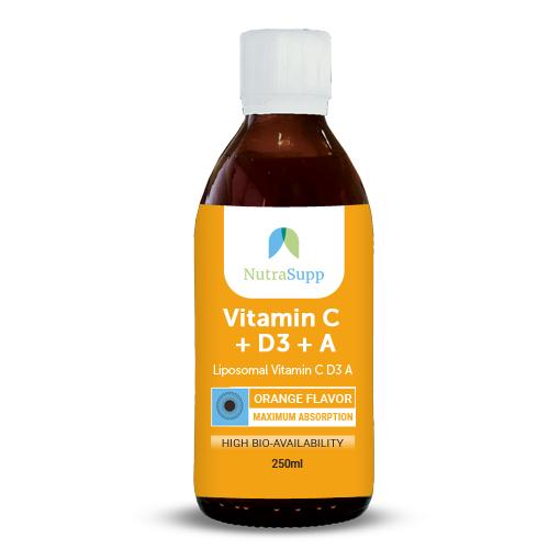 Vitamin-C+D3+A-250ml