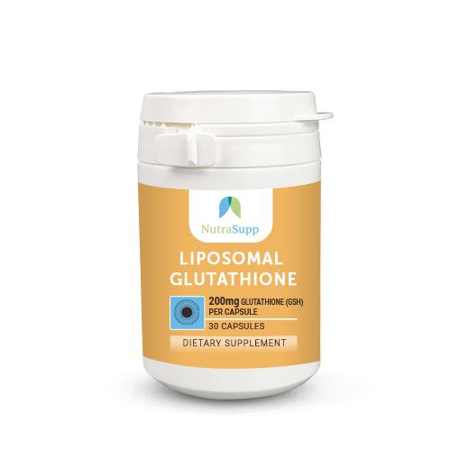 GLUTATHIONE-200mg capsules