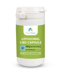 CAPSULES-20 mg CBD