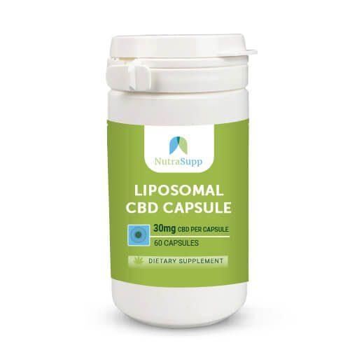 CBD-60 CAPSULES-30 mg CBD
