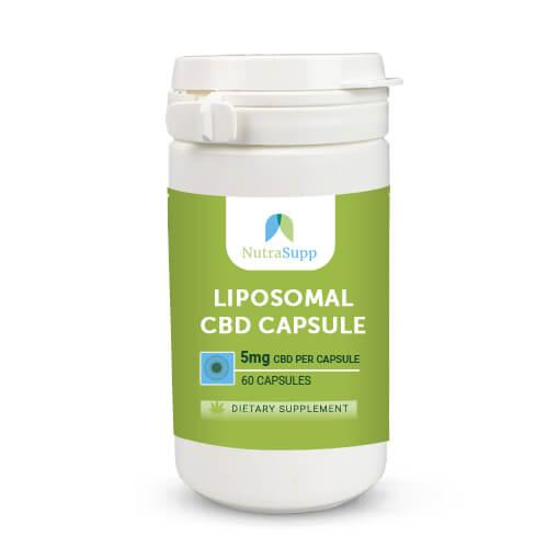 CAPSULES-5 mg CBD
