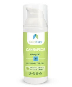 CBD-CANNAPSOR 100mg